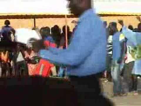 Senegal Group Dance