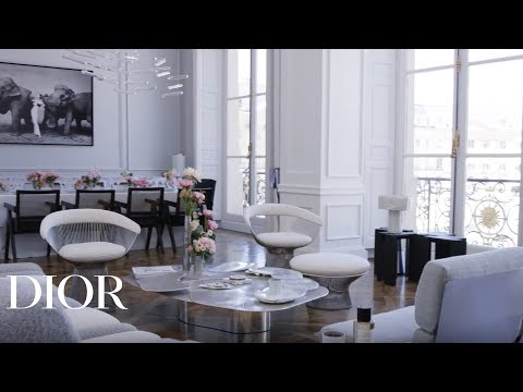 Maison Christian Dior Apartment Paris