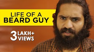 Life of a Beard Guy | Awesome  Machi | English Subtitles