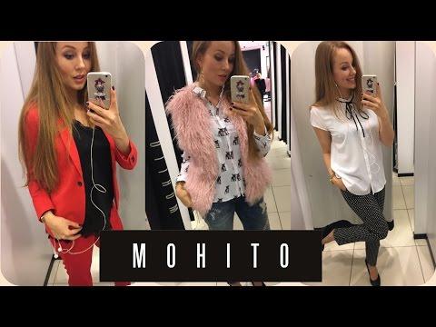 Shopping Vlog/ MOHITO /более 10 МИНУТ только ПРИМЕРКИ!!!!