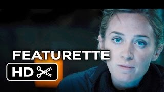 Repeat youtube video Edge of Tomorrow Featurette - Exclusive Look (2014) - Emily Blunt, Tom Cruise Movie HD