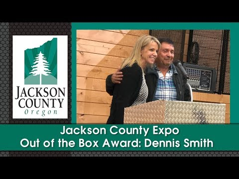 Jackson County Expo: Out Of The Box Award - Dennis Smith