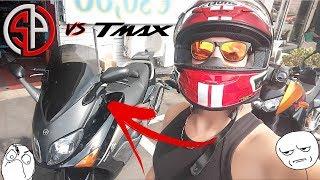 MOTOCICLISTI VS TMAX