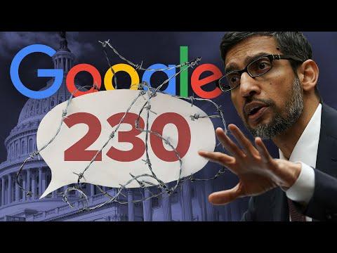 Congress vs. Google's CEO: The most important bits (supercut)