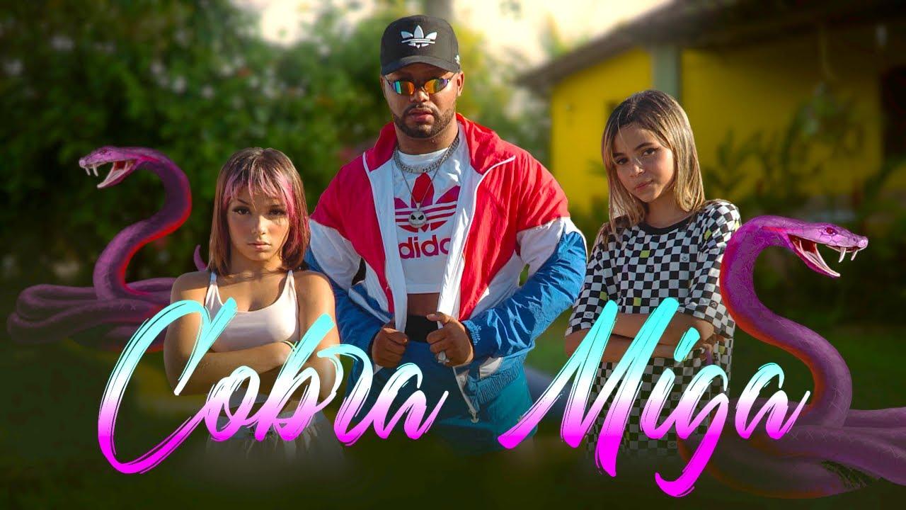 Download COBRA MIGA - Hytalo Santos feat Ketlyn e Kamylinha (Clipe Music Oficial)