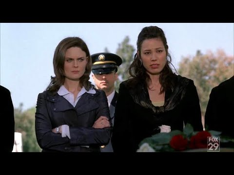 Download Bones 3x15 - Brennan goes to Booth's funeral