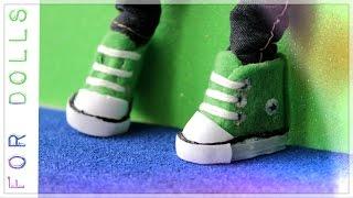 як зробити кросівки для монстер хай