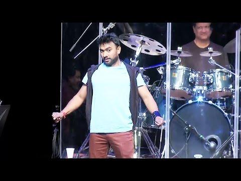 Adire Abhi Imitation Dance - MM Keeravaani Live Concert | United States 2016