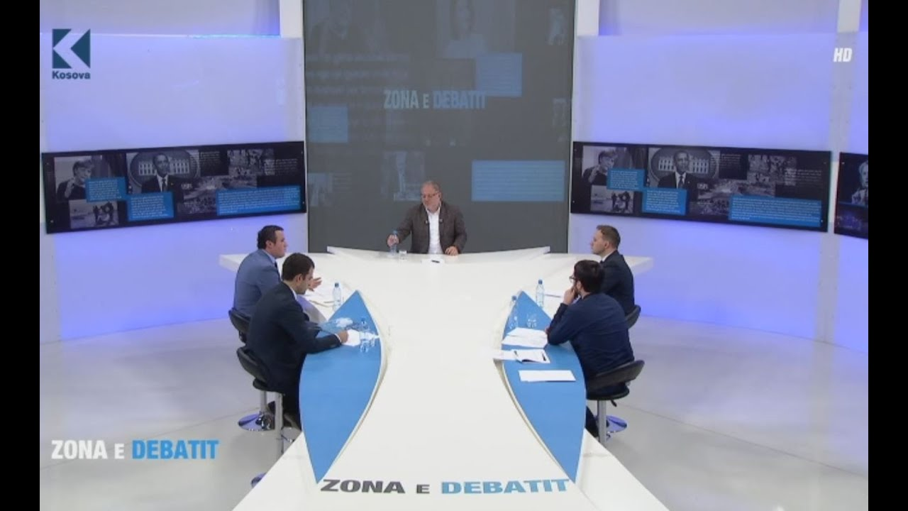 Zona e Debatit - 14.04.2016 - Klan Kosova