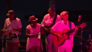 "Swanky Kitchen Band "" Brown Girl Medley""  Cajun Food Fest 2015"