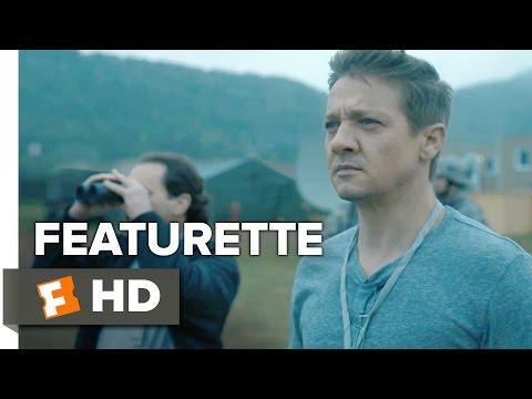 Arrival Featurette - Jeremy Renner as Ian (2016) - Sci-Fi Drama