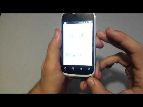 Video recensione Vodafone (Huawei) Sonic U8650