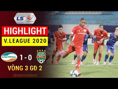 Viettel Binh Duong Goals And Highlights