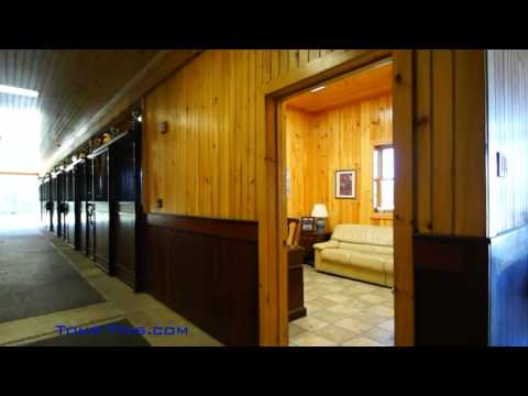 Video Tour Equestrian Property @ 663 Pittstown Rd Frenchtown, New Jersey