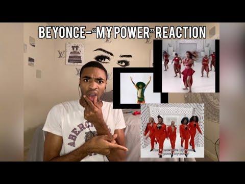 """Beyoncé """"My Power"""" Reaction Video"""