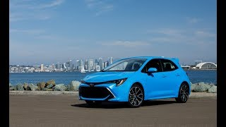 Toyota Corolla 2019 Car Review