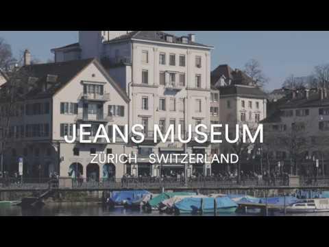 BENZAK presents: JEANS MUSEUM, Zürich, Switzerland