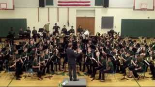 Heritage Middle School Beginning Band Performs Skeletons in the Closet