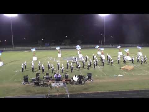 Pulaski County High School Marching Band at Glasgow HS 9/9/17