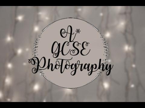 A Gcse Photography Coursework 300 300 Marks