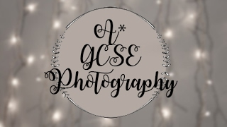 A* GCSE Photography Coursework | 300/300 marks
