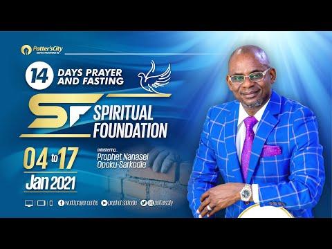 The Procedure Of Faith    Prophet Nanasei Opoku-Sarkodie    DAY 9   Evening Session   12/01/2021