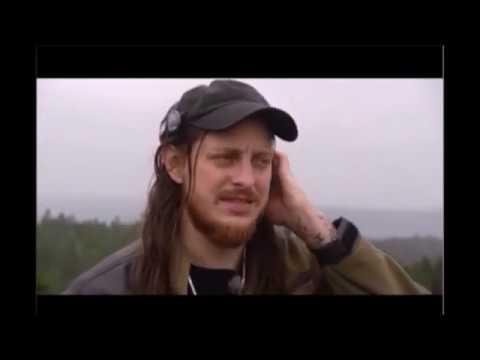 FENRIZ of Darkthrone hiking in Norway on TV (English subtitles)