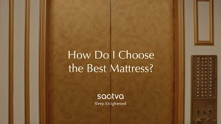 How Do I Choose The Best Mattress? | Saatva Reviews