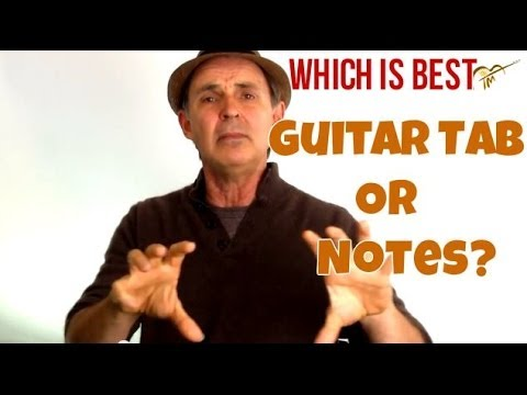 Which Is Better? Guitar Tablature vs Standard Musical Notation - Understanding Guitar Tab