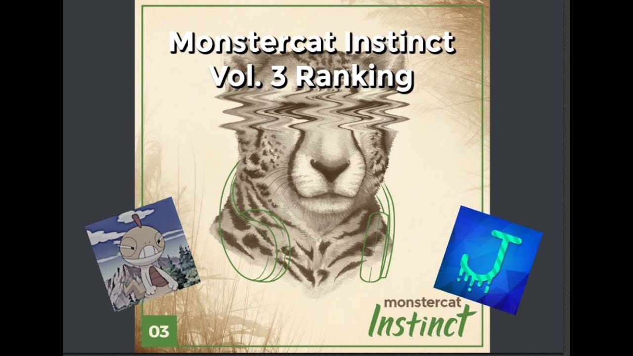 Monstercat Instinct Stream – 1001 Funny Cat Pictures