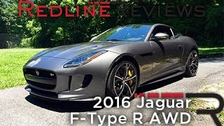 Jaguar F-TYPE Coupe 2016 Videos