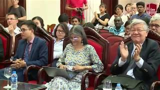 [Trường Đại học Kinh tế - ĐHQGHN] Hội nghị Kinh tế trẻ Châu Á - Asia Convening 2019