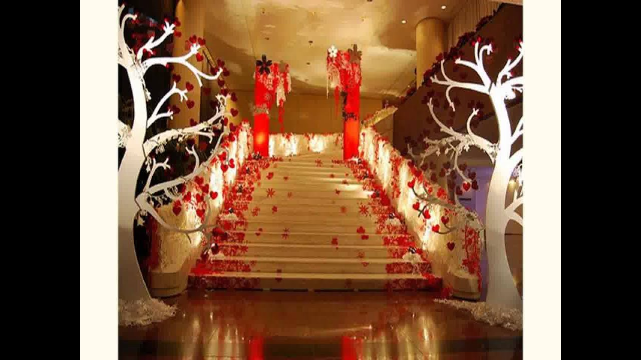 Canopy wedding decoration 2015 youtube for Decorate pictures