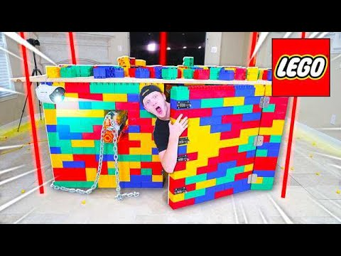 world's-safest-lego-house!-(security,-locks,-weapons,-&-more)