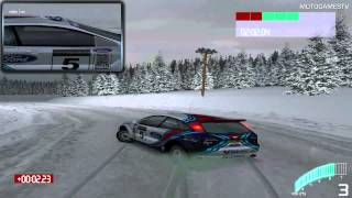 #TBT - Colin McRae Rally 2.0 - Sweden Rally Stage Gameplay