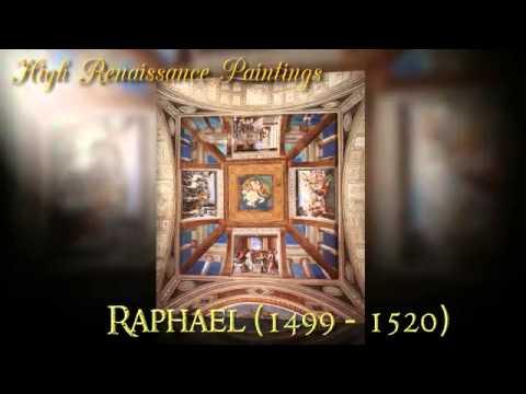 Art History: Italian High Renaissance