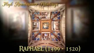 Raphael and His High Renaissance Painting Masterpieces - Video 3 of 6
