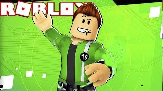 I BECOME IN THE BEN 10 OF ROBLOX !! - DeGoboom