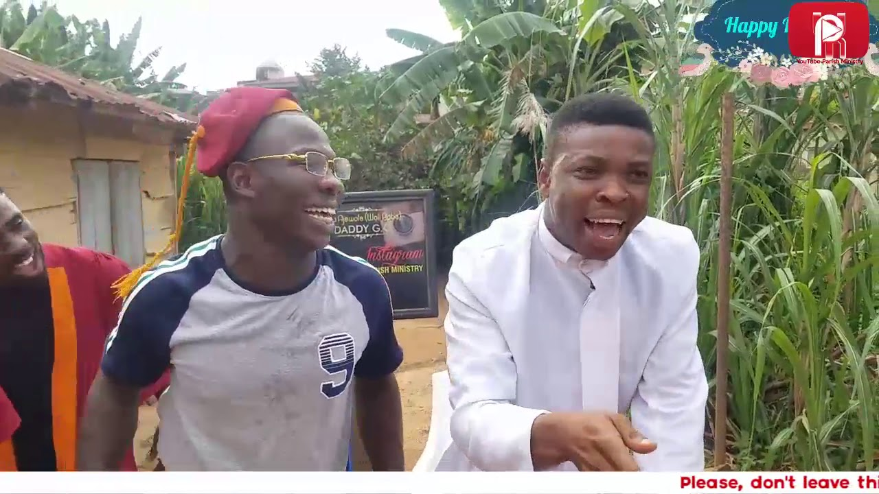 Download FUNNY GREETINGS by WOLI AGBA   Compilation Vol 7