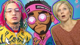 Mom REACTS to Joyner Lucas - Gucci G4ng (Remix)