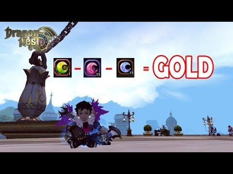 Alasan Kenapa Harga Gold Semakin Turun-Dragon Nest INA