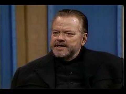 Orson Welles bitches about Harry Cohn