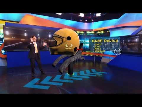 ABC del Automovilismo - Hans Device ¿Para qué sirve?