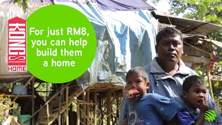 Maxis Kongsi Home: Building Hope One Home at a Time