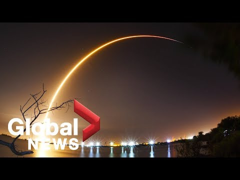 SpaceX Launches Israel's Beresheet Lunar Rover To Moon