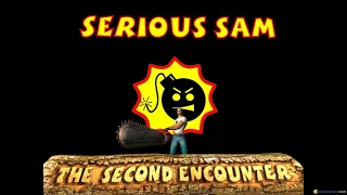 Serious Sam: 2nd Encounter gameplay (PC Game, 2002)