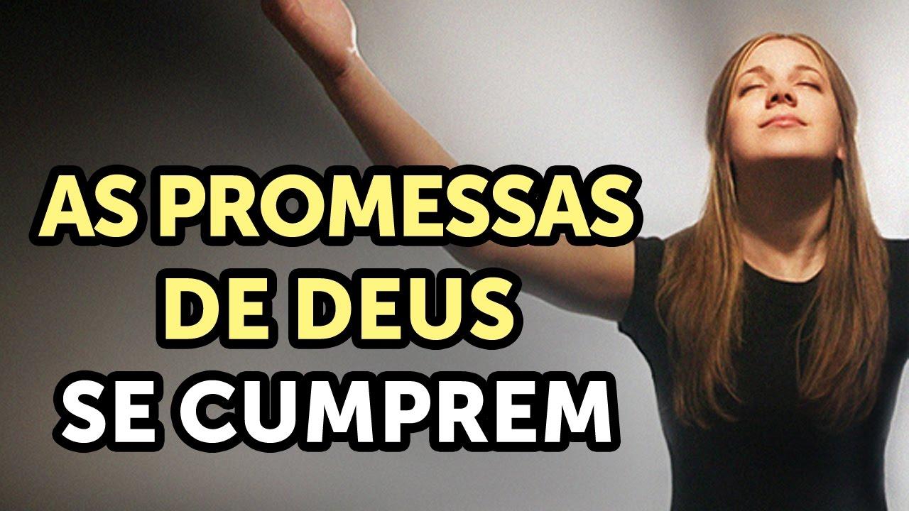 As promessas de Deus se cumprem