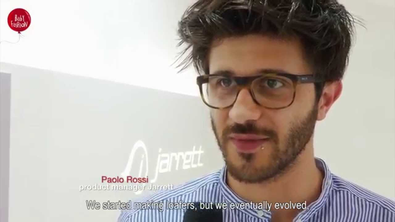 JARRETT Interview with Paolo Rossi BabY FasHioN iT