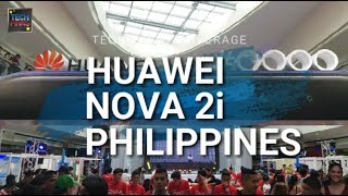 Huawei Nova 2i Philippines Demo, Launch Experience