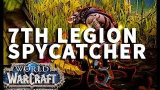 7th Legion Spycatcher WoW Achievement